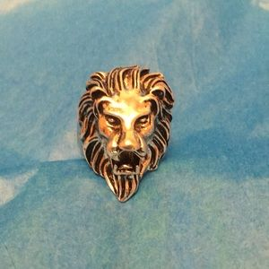 Other - Lion Head Ring